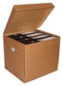 Szállítható irattároló doboz, kicsi
